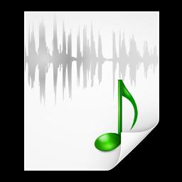 Mimetypes-audio-x-wav-icon (GNU Lesser)