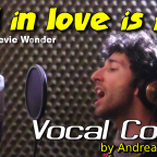 "Nuova Cover! ""All in love is fair"" di Stevie Wonder"