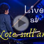 "New video : Live at ""Note sull'arte 2017"""